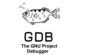 The GNU Project Debugger logotyp