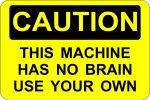 machine-no-brain
